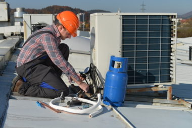 Cargas de Gas - Realizamos Cargas de todo los tipos de Gases.